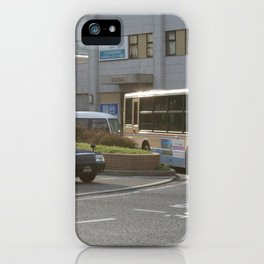 Nishinomiya iPhone Case