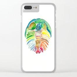 Trilobite Clear iPhone Case