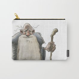 Old Man Wizard Carry-All Pouch
