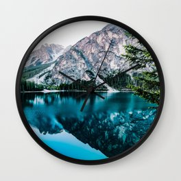 Glossy Tranqulity Wall Clock