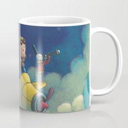 Dreams in the Stars Coffee Mug