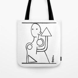 HATLADY Tote Bag
