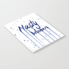 Nasty Woman Art Notebook