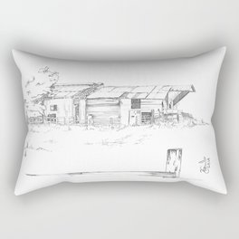 Hollow Rectangular Pillow