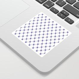 Folk pattern II Sticker