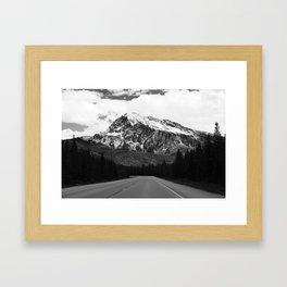 Jasper National Park Framed Art Print