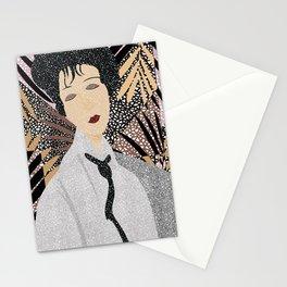 Women of Modigliani 3 Stationery Cards