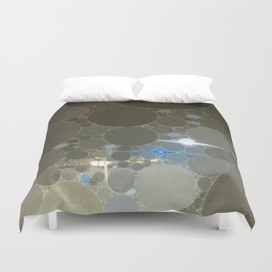 Orbit Duvet Cover