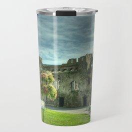 Swansea Castle Travel Mug