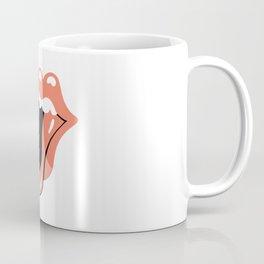 PUMP IN MOUTH Coffee Mug