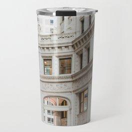 Wrigley Building - Chicago Photography Travel Mug