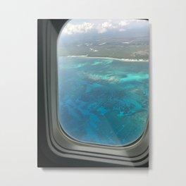 Cancun Blues Metal Print