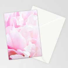 CREAMY PINK FLOWER Stationery Cards