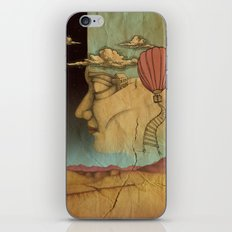 Overlands iPhone & iPod Skin