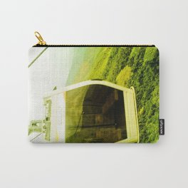Cableway santandereano in green. Carry-All Pouch