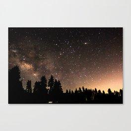 Idyllwild Stars Canvas Print