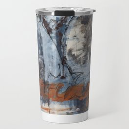 two owls Travel Mug
