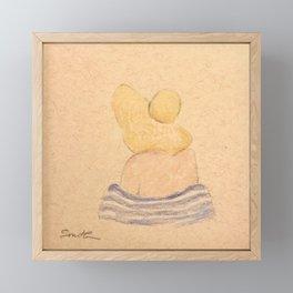 Sunburn Framed Mini Art Print