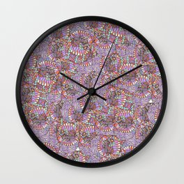 Venn Wall Clock
