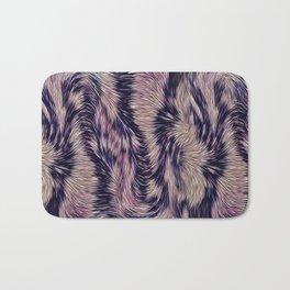 Warm fur texture Bath Mat
