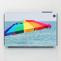 umbrella iPad Cases featuring Umbrella by BURNEDINTOMYHE∆RT♥