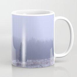 Foggy and snowy Coffee Mug