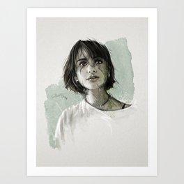Fashion 8 Art Print