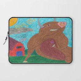Big Bull Laptop Sleeve