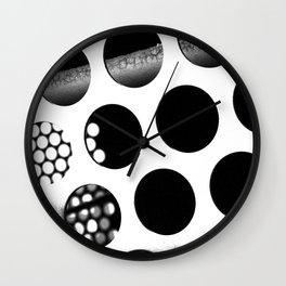 Spatial Experience Wall Clock