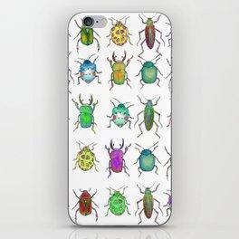 Little Monsters II iPhone Skin