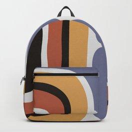 Reverse Shapes II Backpack