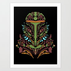 Mr. Bob A. Fet Art Print