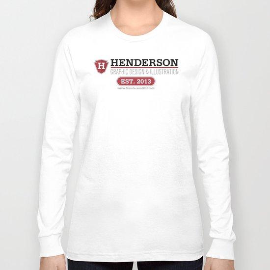 Henderson GDI Est. 2013 Long Sleeve T-shirt