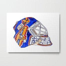 Joseph - Mask Metal Print