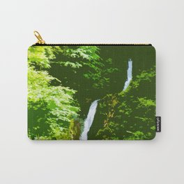 Welsh Waterfall Carry-All Pouch