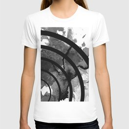 The Sound Of Black And White T-shirt