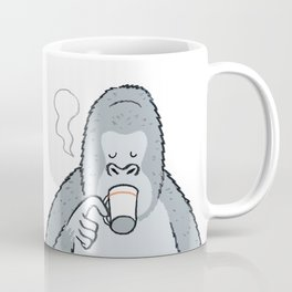 Gorilla's Coffee time... Coffee Mug