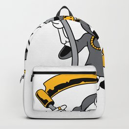 Grim Rapper Backpack