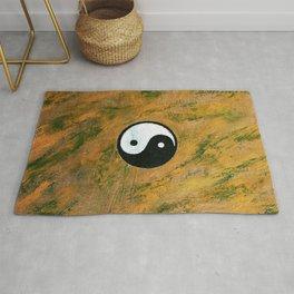 Yin Yang Stone Rug
