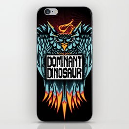Dominant Owl iPhone Skin
