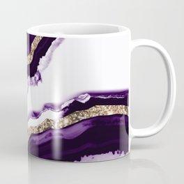 Agate Glitter Glam #13 #gem #decor #art #society6 Coffee Mug