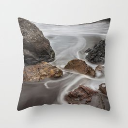 Time And Tide #2 Throw Pillow