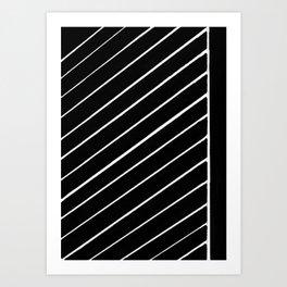 Different Ways  Art Print
