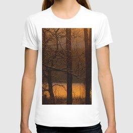 The sun has risen #decor #buyart #society6 T-shirt