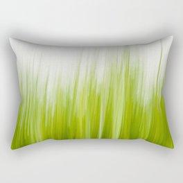 Grass wipe --- Gras-Wusch Rectangular Pillow