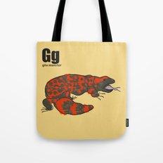 gila monster Tote Bag