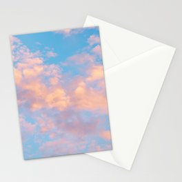 Dream Beyond The Sky (no text) Stationery Cards