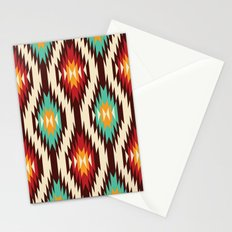 American native Pattern No. 19 Stationery Cards