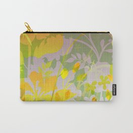 Woodland Awakening - yellows Carry-All Pouch