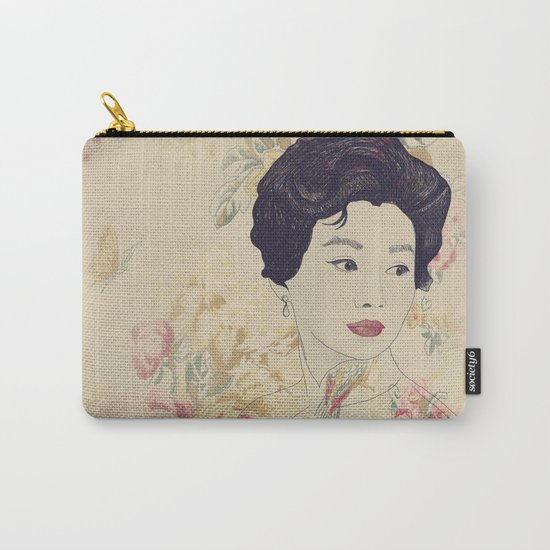Mrs. Chan Carry-All Pouch